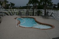 Mandalay Bay Fiberglass Pool and Spa in Virginia Beach, VA